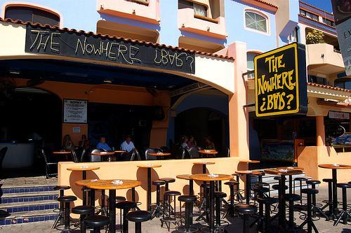 The Nowhere Bar