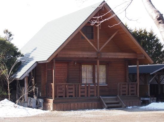 Log cottage Finlandia