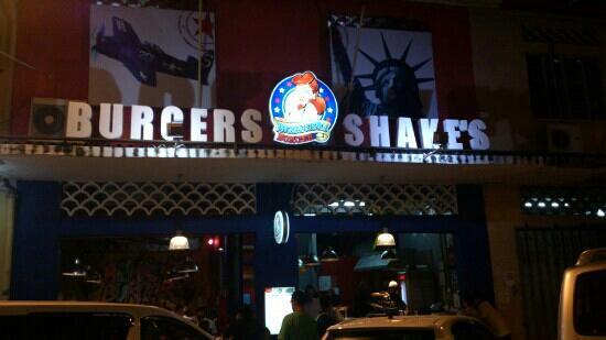 Bombers Burger