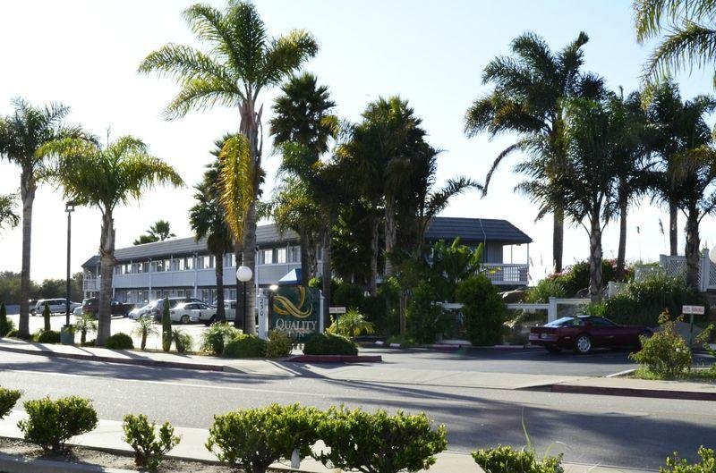 Quality Inn Pismo Beach Motel Californie Voir Les