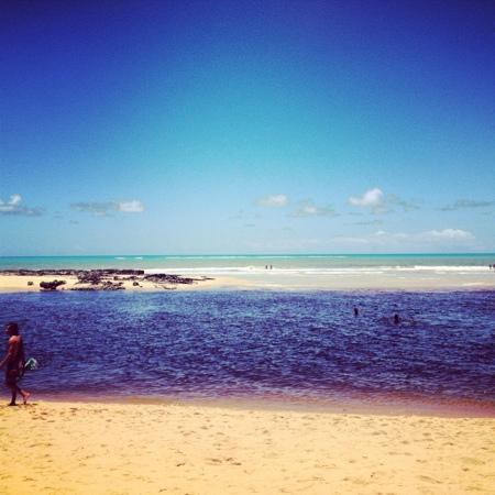 Caraiva Beach