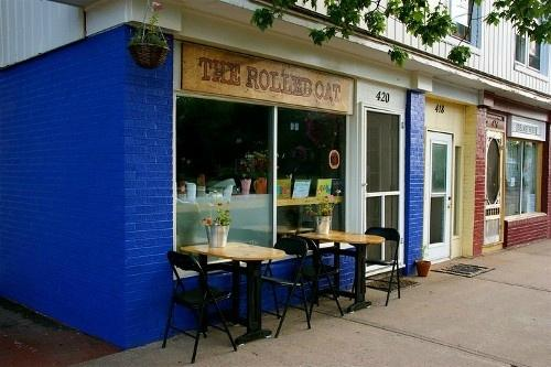 Rolled Oat Cafe