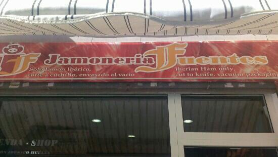 Jamoneria Fuentes