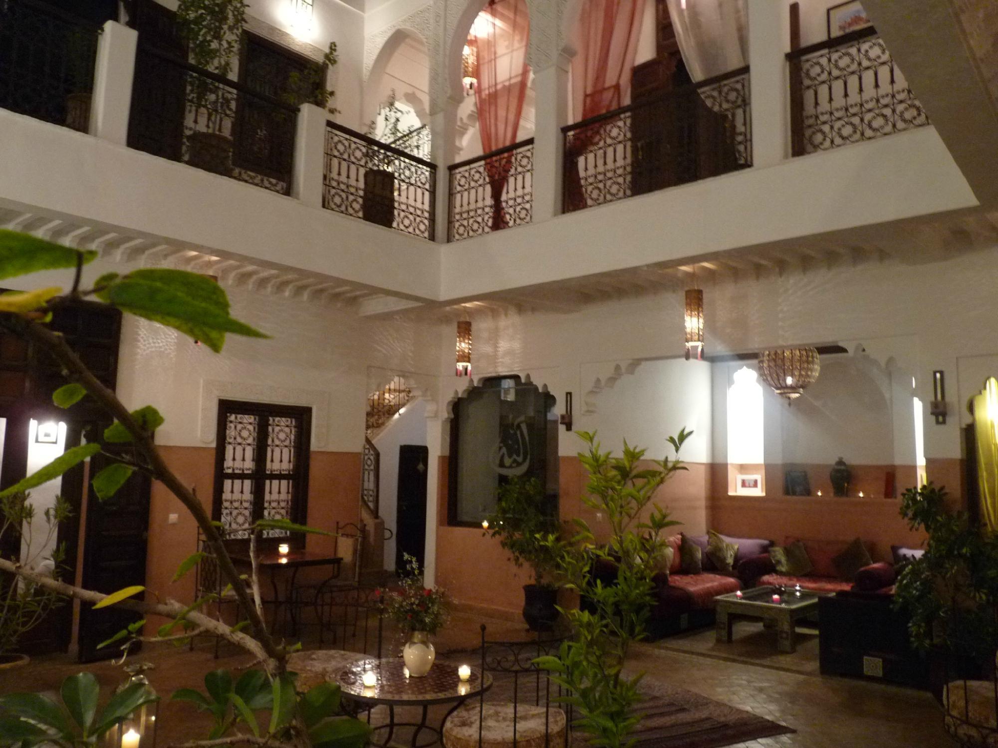 里亞德安雅飯店