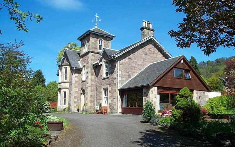 Kilronan House
