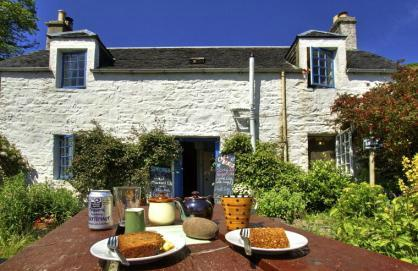 Kerrera Tea Garden & Bunkhouse