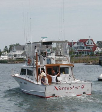 Noreaster 11 Sport Fishing