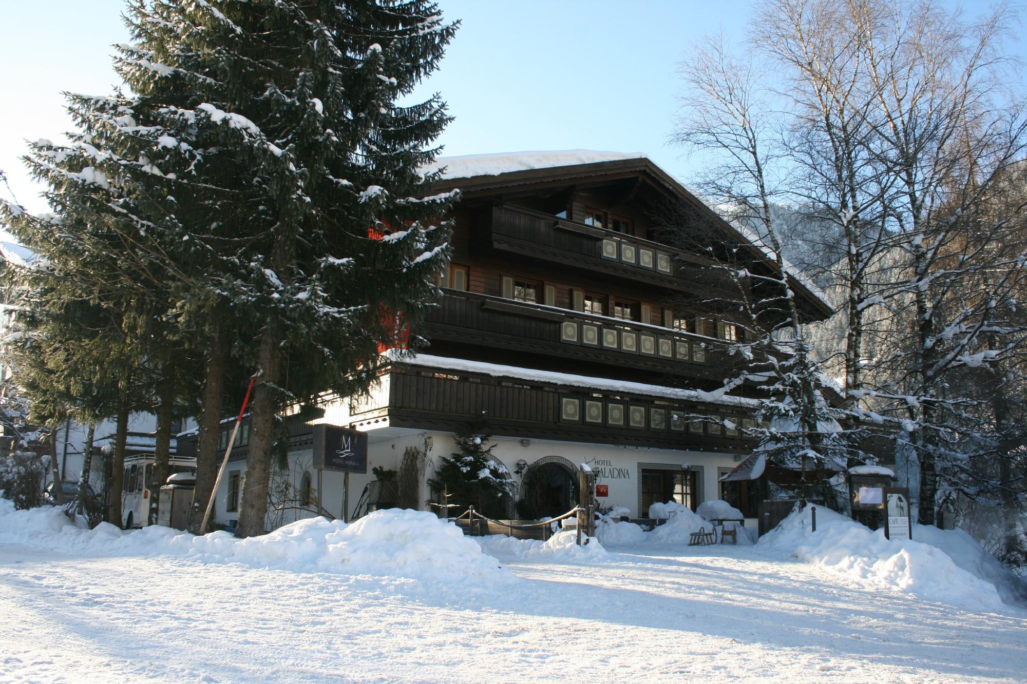 Hotel Saladina Gaschurn