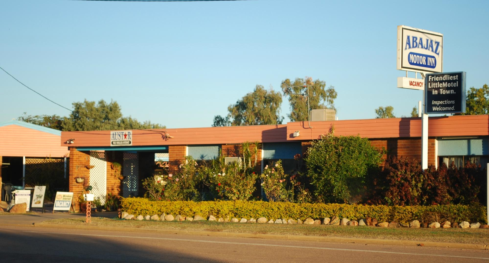 Abajaz Motor Inn Longreach Australia Motel Reviews