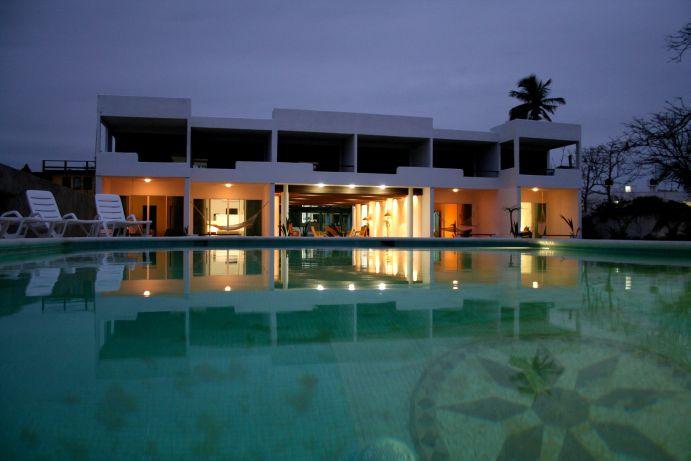 Hotel Punta Bocana Spa