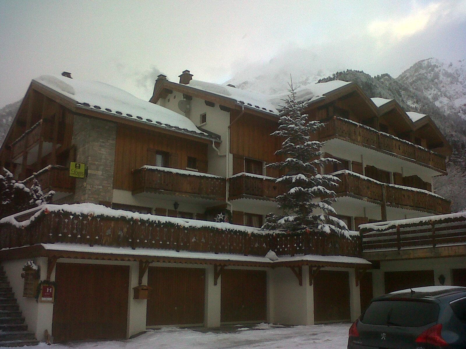 Chalet-Hotel Les Airelles