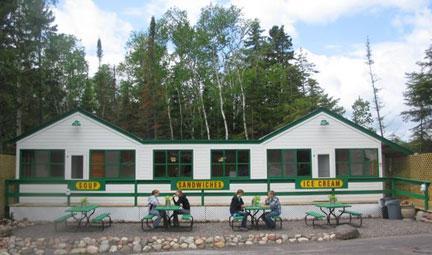 Tom's Historic Logging Camp