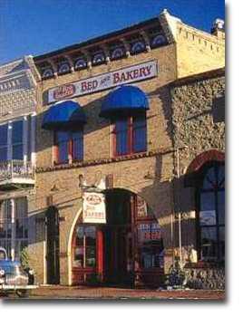 Red Garter Inn Bakery