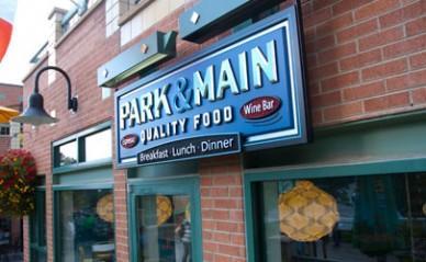 Park & Main