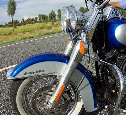 Uluru Motor Cycle Private Tours