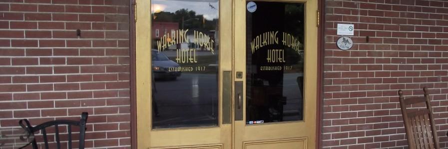 Walking Horse Hotel