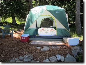 Lopez Farm Cottages & Tent Camping