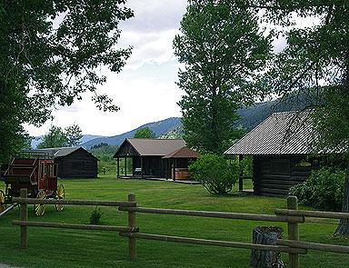 Parade Rest Ranch