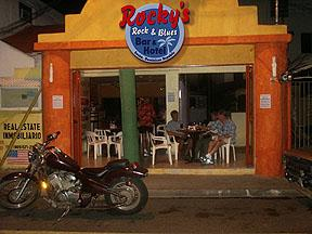 Rocky's Rock & Blues Bar and Hotel