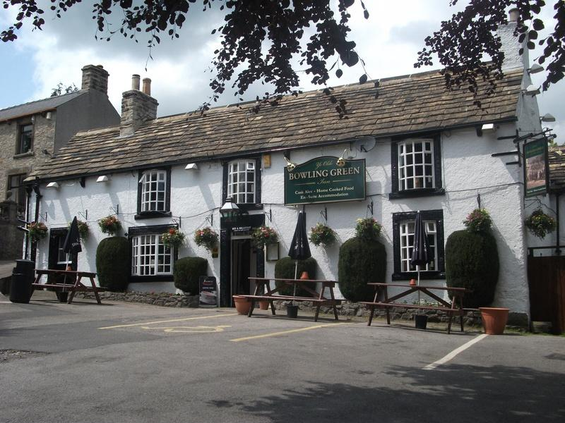 Ye Old Bowling Green Inn