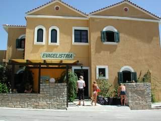 Evagelistria Apartments