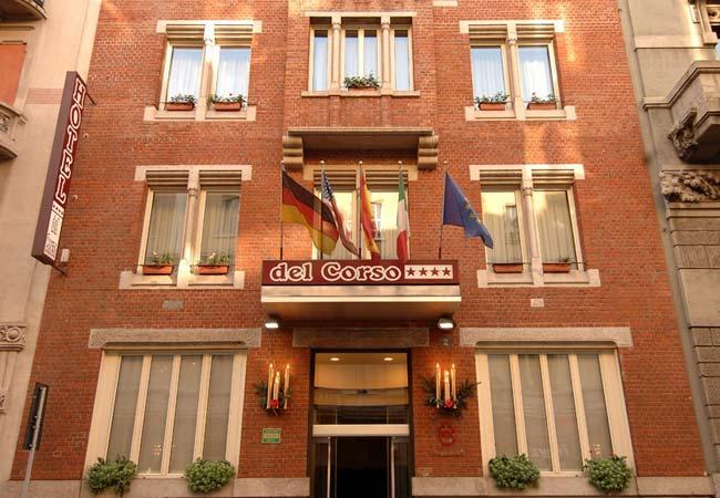 ホテル デル コルソ
