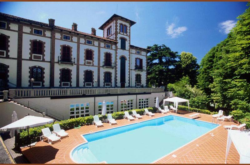 L'albergo Villa Conte Riccardi