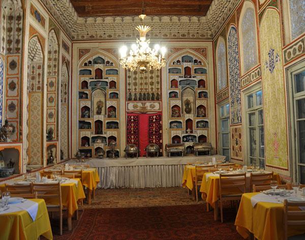 Lyabi-House Hotel