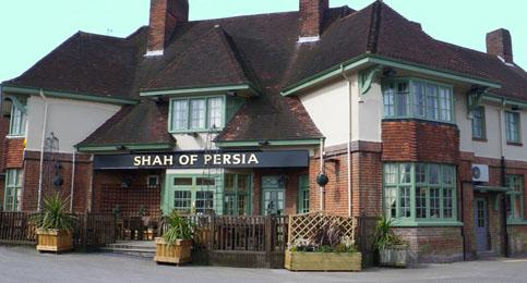 Shah of Persia Hotel