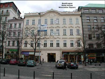 BestPrague Hotel House