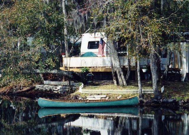 Homosassa River Carefree RV Resort