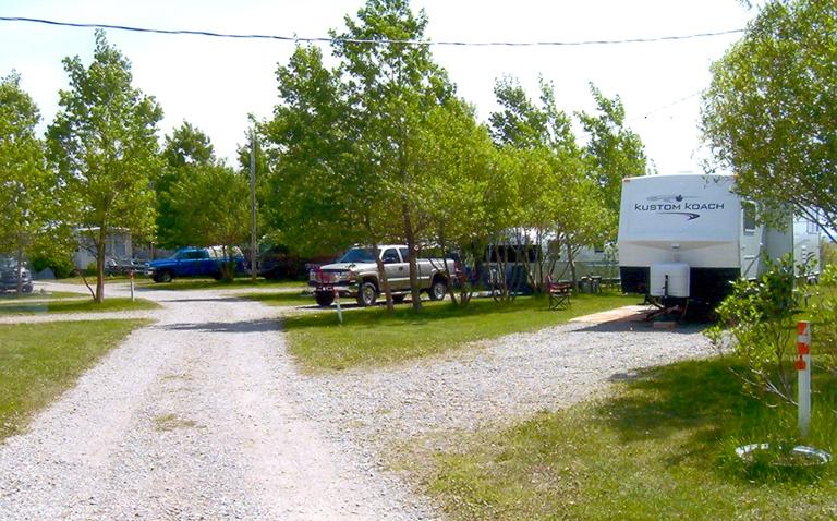 Buffalo Plains Campground