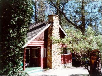 Knotty Pine Cabins