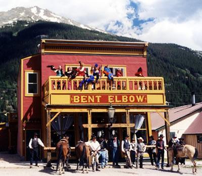 The Bent Elbow Hotel