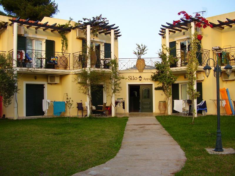 Silo Apartments