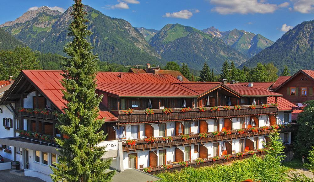 Hotel garni Rex