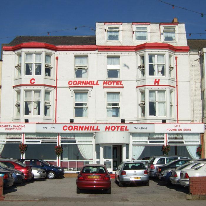 The Cornhill Hotel