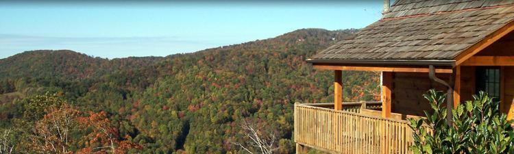 Scenic Wolf Mountain Resort