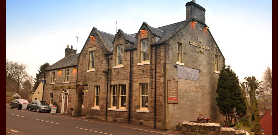 The Gordon Arms Hotel