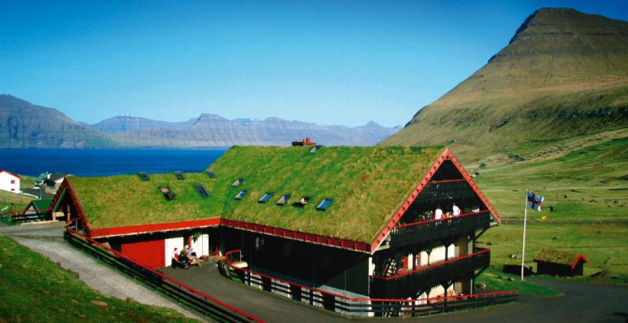 Gjaargardur Guesthouse