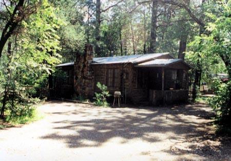 Ponderosa Cabins