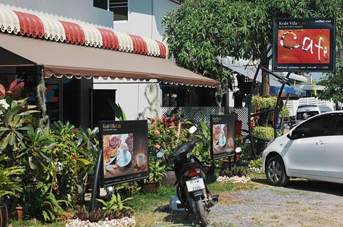 Krabi Villa Cafe