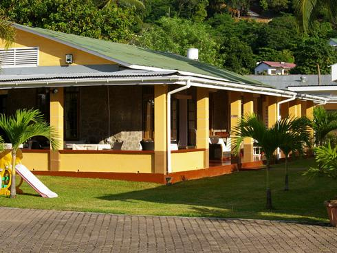 Panorama Guesthouse Beau Vallon