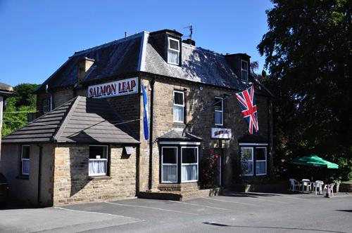 The Salmon Leap Hotel