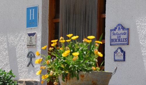 Hotel los Bérchules