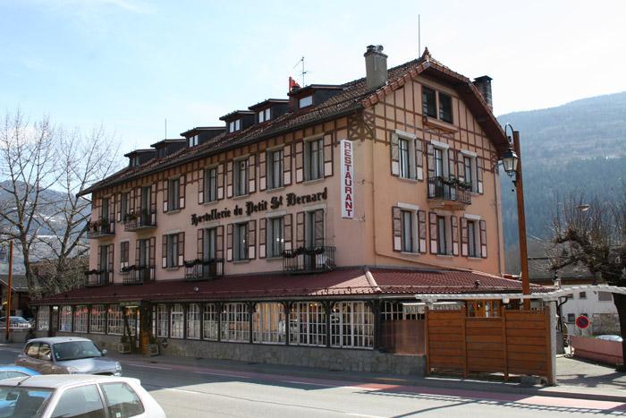 Hostellerie du Petit Saint Bernard