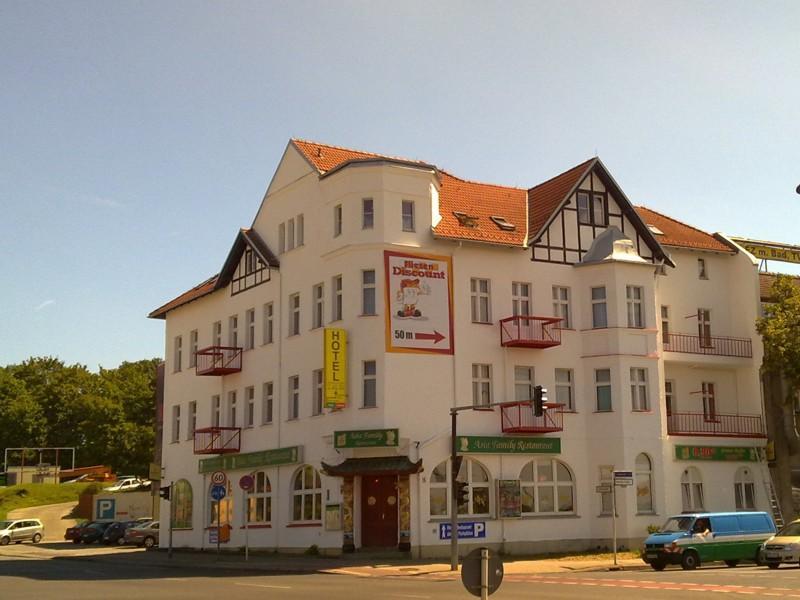 Hotel an der B1
