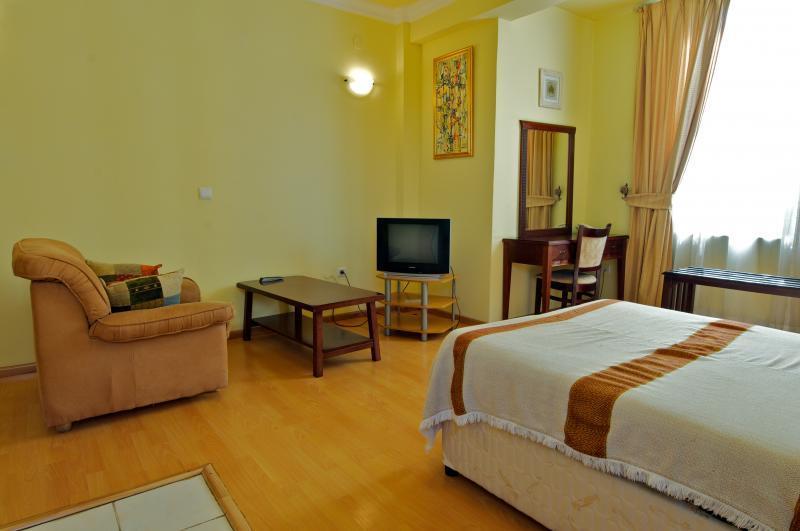 Sidama Lodge & Sidama Inn