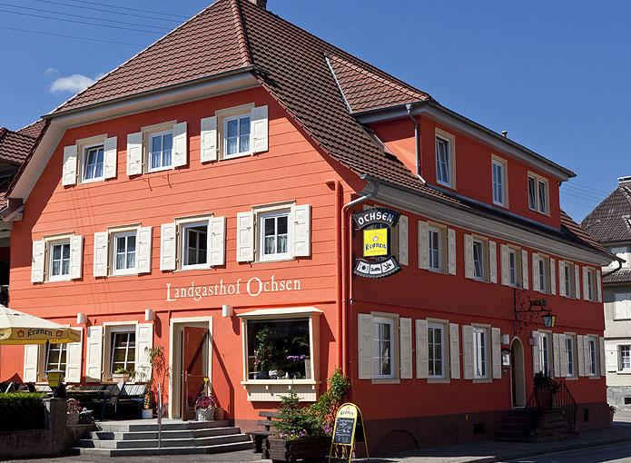 Gasthof Pension Ochsen
