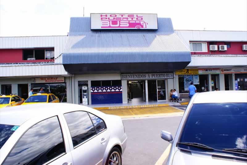 Hotel Puerto Bus